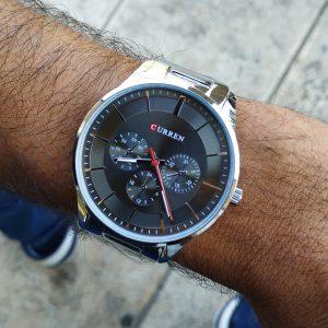 שעון וצמיד לגבר