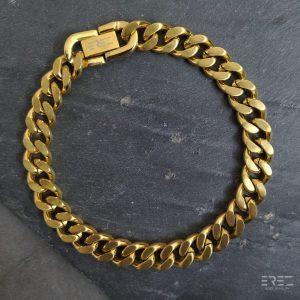 צמיד לגבר גורמט זהב