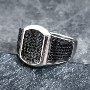 טבעת לגבר - טבעות כסף לגבר