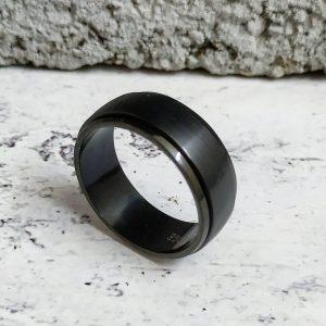 טבעת טונגסטן לגבר - טבעות לגבר