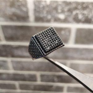 טבעת כסף 925 לגבר