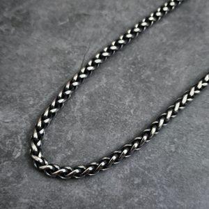 שרשרת ללא תליון לגבר - שרשראות גברים - ארז תכשיטים לגברים