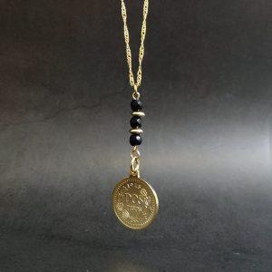 שרשרת דוס פסוס - שרשרת לגבר - ארז תכשיטים