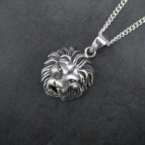 שרשרת אריה - שרשרת לגבר - ארז תכשיטים