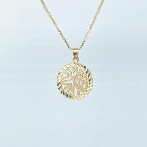 שרשרת זהב לגבר - שמע ישראל