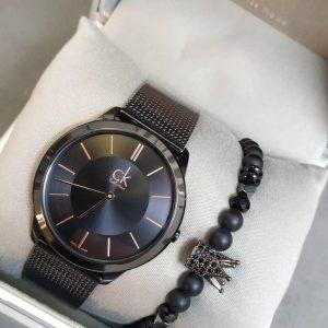 דגם K3M21421 Calvin Klein - שעון קלווין קליין לגבר