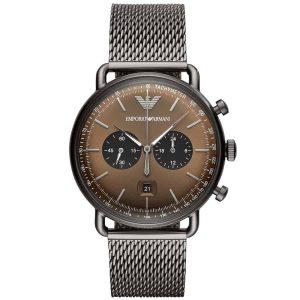 שעון אמפוריו ארמני לגבר - ארז תכשיטים - שעוני ארמני לגבר AR11141