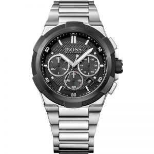 שעון הוגו בוס 1513359 - שעון יד לגבר - ארז תכשיטים
