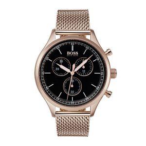 שעון הוגו בוס 1513548 - שעון יד לגבר - ארז תכשיטים
