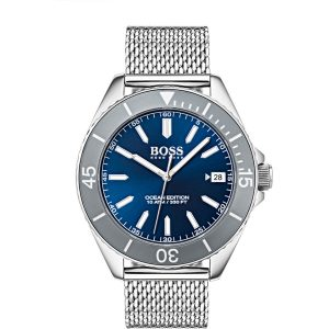 שעון הוגו בוס 1513571 - שעון יד לגבר - ארז תכשיטים