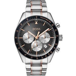 שעון הוגו בוס 1513634 - שעון יד לגבר - ארז תכשיטים