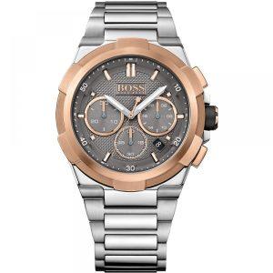 שעון הוגו בוס 1513362 - שעון יד לגבר - ארז תכשיטים