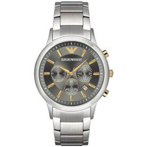 שעון אמפוריו ארמני לגבר - ארז תכשיטים - שעוני ארמני לגבר AR11047