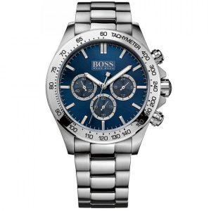 שעון הוגו בוס 1512963 - שעון יד לגבר - ארז תכשיטים