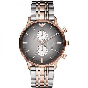 שעון אמפוריו ארמני לגבר - ארז תכשיטים - שעוני ארמני לגבר AR1721