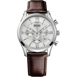 שעון הוגו בוס 1513195 - שעון יד לגבר - ארז תכשיטים