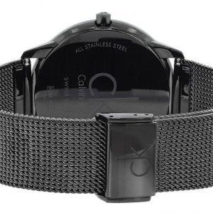 שעון קלווין קליין לגבר - שעון יד לגבר - ארז תכשיטים K3M514B1