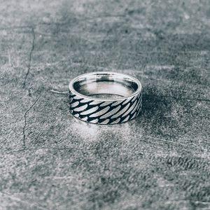 טבעת לגבר- סטיב