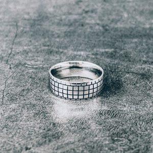טבעת לגבר- לאו