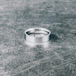 טבעת לגבר- קלין כסף