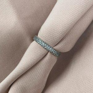 טבעת כסף - לני