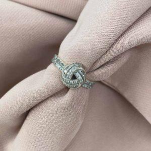 טבעת כסף - עלמא