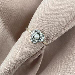 טבעת כסף - בריינדל