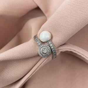 טבעת כסף - ליאנה