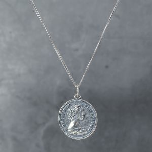 שרשרת כסף 925 - אליזבט