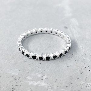 טבעת כסף - שרי