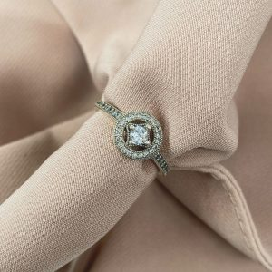 טבעת כסף - יולי