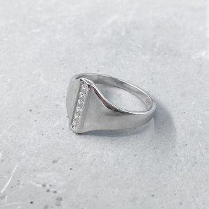 טבעת כסף - לילה
