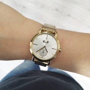 שעון יד לאישה - g&p 012195M