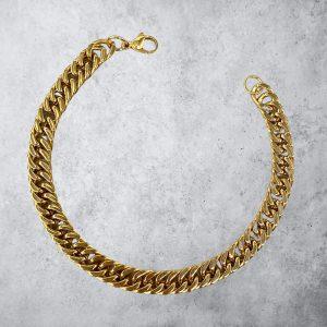 צמיד גורמט לגבר- דני- זהב